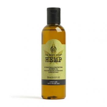 Hemp Shower Oil 250ml