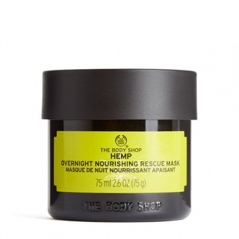 Hemp Overnight Nourishing Rescue Mask 75ml
