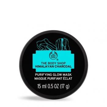 HimaIayan Charcoal Purifying Glow Mask 15ml
