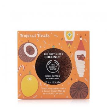 Creamy & Sweet Tropical Treats