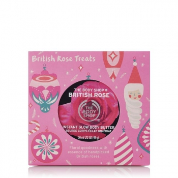 Petal-Soft British Rose Treats