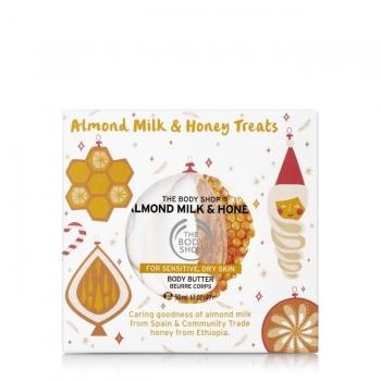 Soothing Almond Milk & Honey Treats