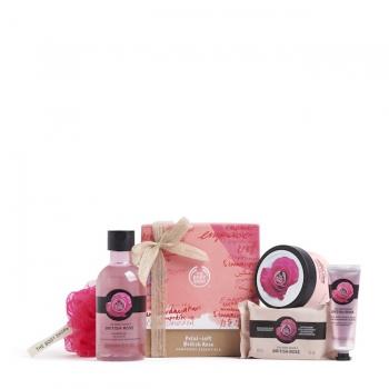 Petal-Soft British Rose Pampering Essentials