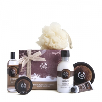 Exotically Creamy Coconut Premium Collection