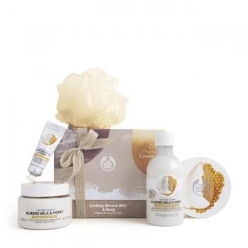 Soothing Almond Milk & Honey Premium Collection