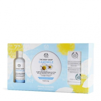Calming Camomile Gentle Cleanse Kit