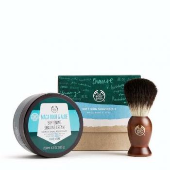 Soft Skin Shaving Kit