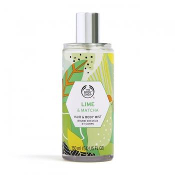 Lime & Matcha Hair & Body Mist 150ml