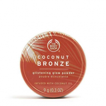 Coconut Bronze Glistening Glow Powder 9g