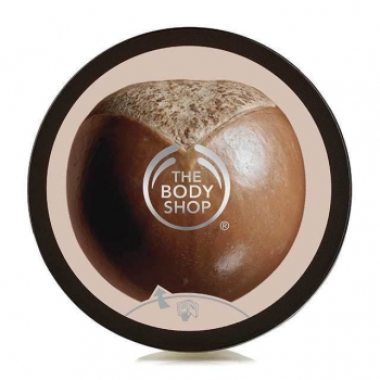 Shea Exfoliating Sugar Body Scrub 50ml