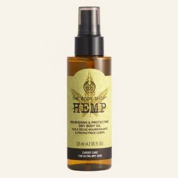Hemp Nourishing & Protecting Dry Body Oil 125ml