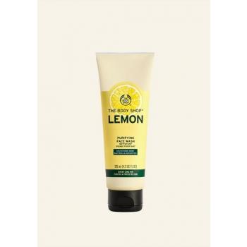 Lemon Purifying Face Wash 125ml