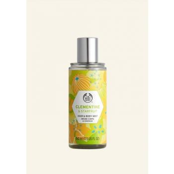 Clementine & Starfruit Hair & Body Mist 150ml