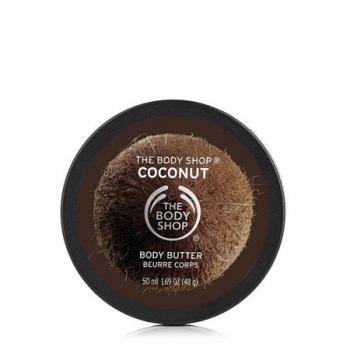 COCONUT NOURISHING BODY BUTTER 50ML