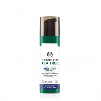 TEA TREE NIGHT LOTION 30ML