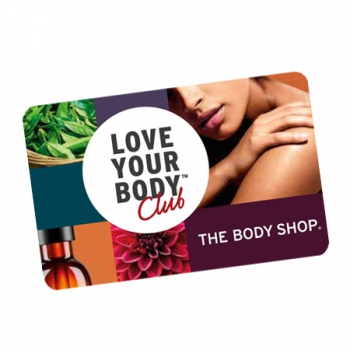 Love Your Body™ Club Card