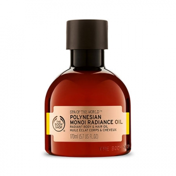 SPA OF THE WORLD™ POLYNESIAN MONOI RADIANCE OIL 170ML