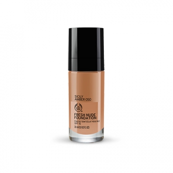 FRESH NUDE FOUNDATION SPF15 050 SICILY AMBER