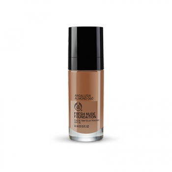 FRESH NUDE FOUNDATION SPF15 060 ANDALUSIA ALMOND