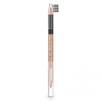 3 IN 1 BROW DEFINER SHADE:  LIGHT BROWN
