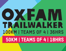 Oxfam Trailwalker
