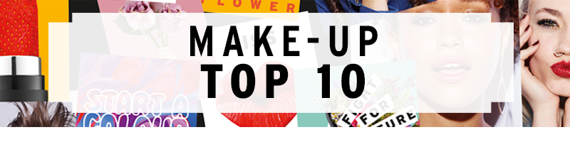 Our Top 10 Make-Up Products