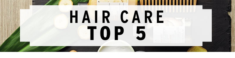 Our Top 5 Hair Products