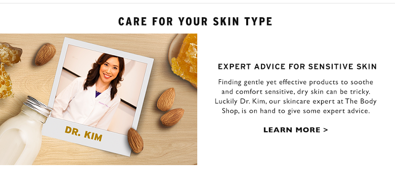 Sensitive skin with Dr. Kim