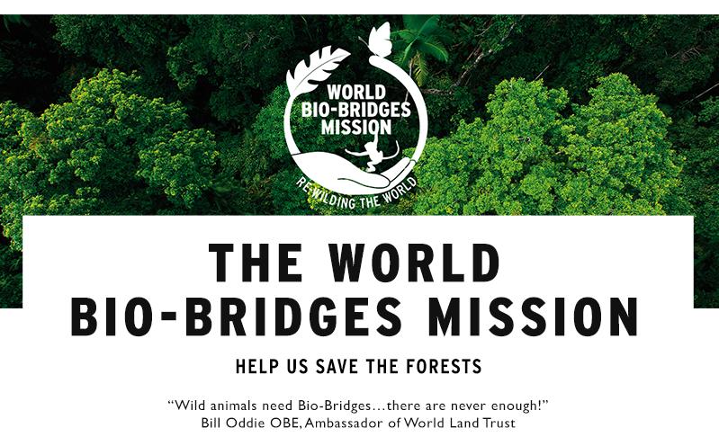 The world Bio-Bridges mission