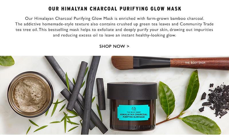 Shop Himalayan Charcoal Purifying Glow Mask