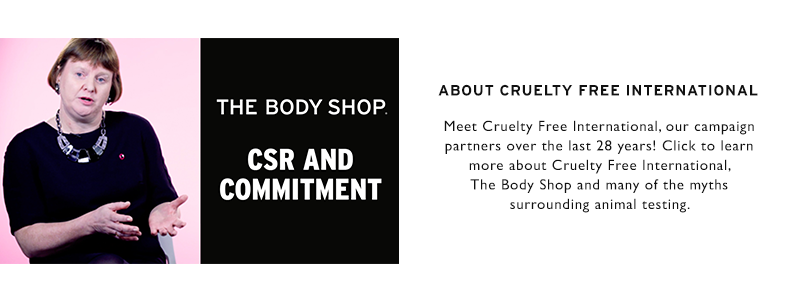 Learn more about Cruelty Free International
