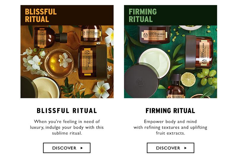 Discover Spa Rituals