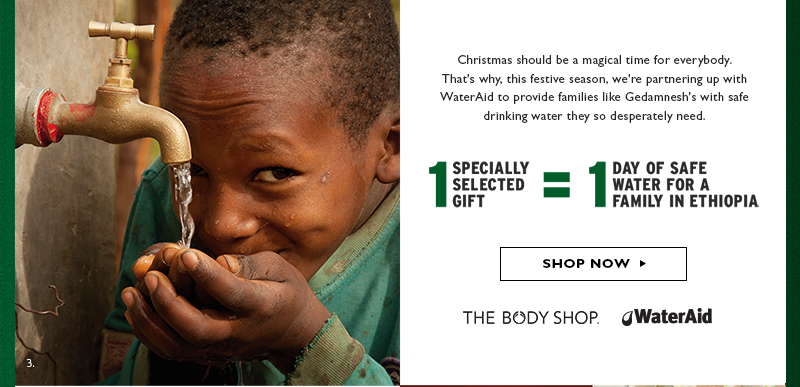 Shop WaterAid Gifts
