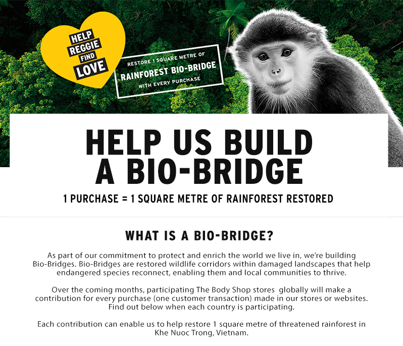 Help us build a Bio-Bridge