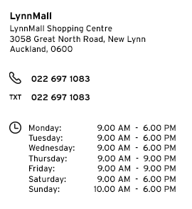 The Body Shop NZ Lynnmall