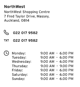 The Body Shop NZ Northwest