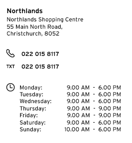The Body Shop NZ Northlands