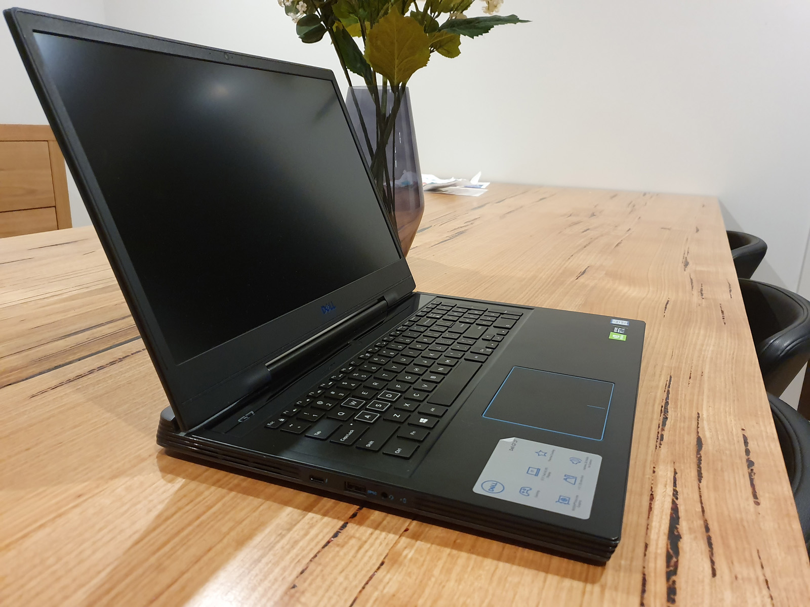 Review: Dell G7 delivers RTX graphics in a laptop for mobile