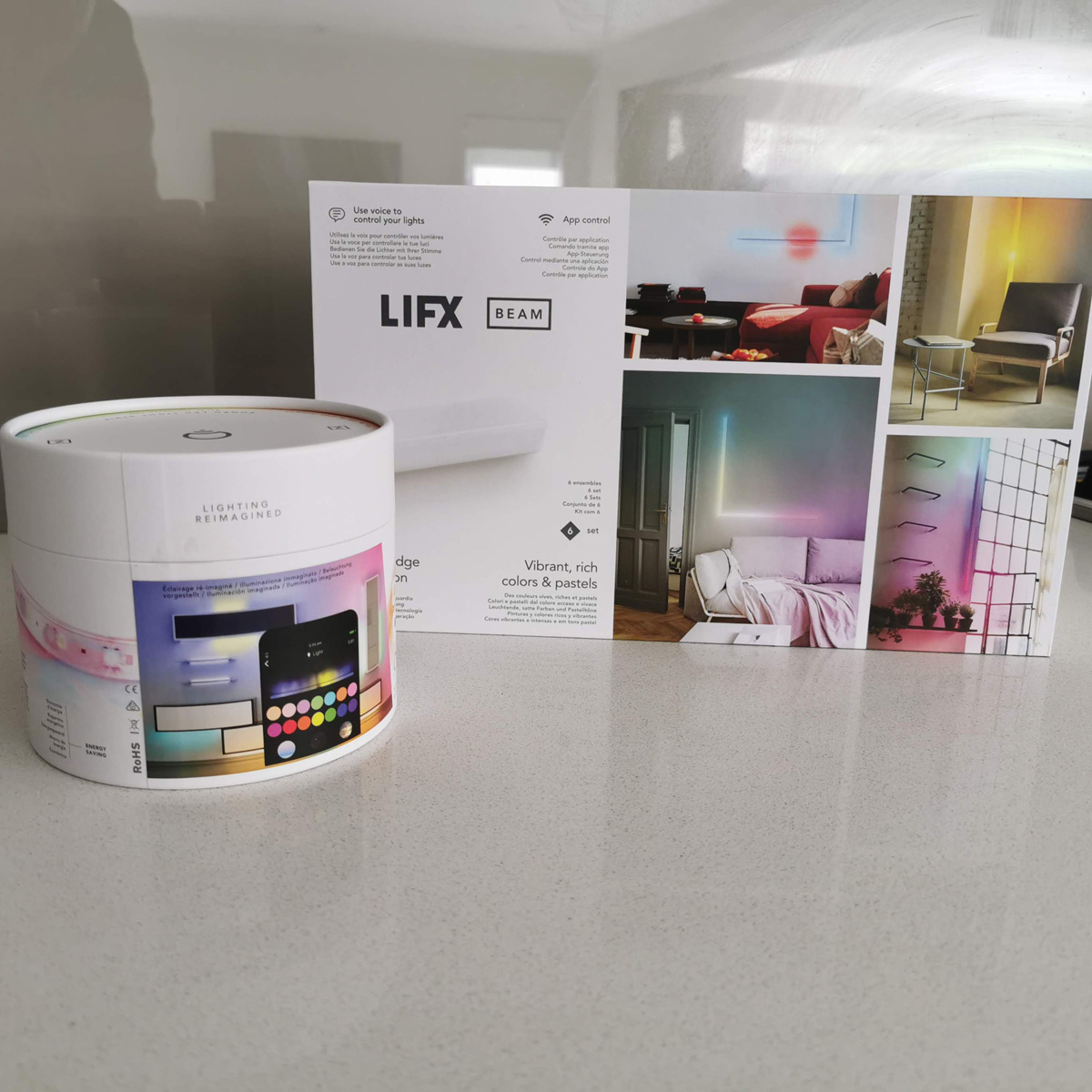 Review: Smart Home illumination with LIFX Z and LIFX