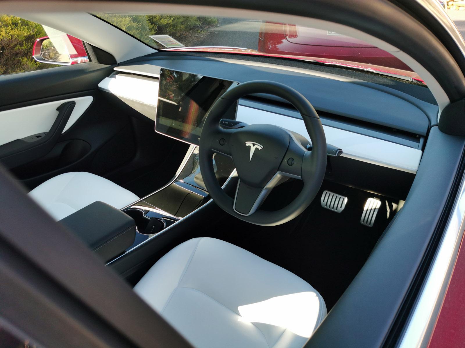 Tesla Model 3's Premium Interior audio turns the car into ...