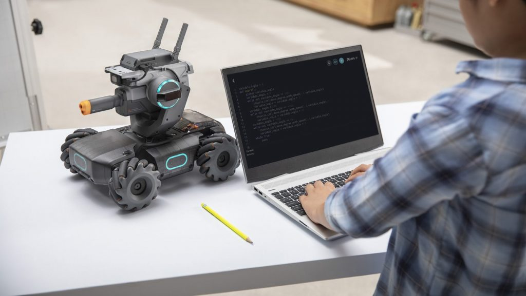 Dji S Robomaster S1 Will Help Your Kids Learn Python Now Available In Australia Techau