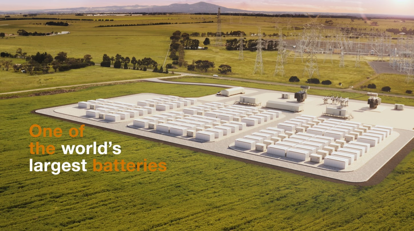 Victoria's big battery is 300MW in size and powered by Tesla's MegaPack -  techAU