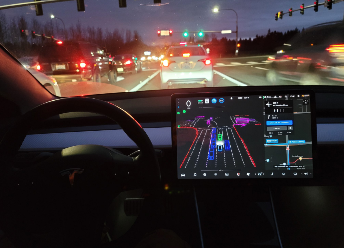 Tesla FSD Subscription coming 'early' 2021, doesn't mean FSD features are. thumbnail