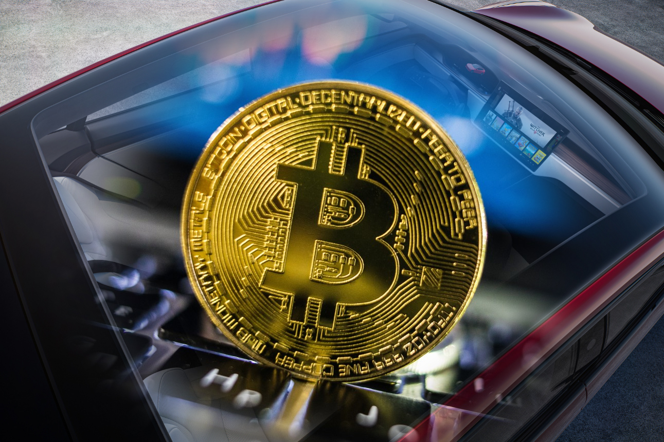 You Can Now Buy A Tesla With Bitcoin Update Tesla Won T Convert To Fiat Currency Techau