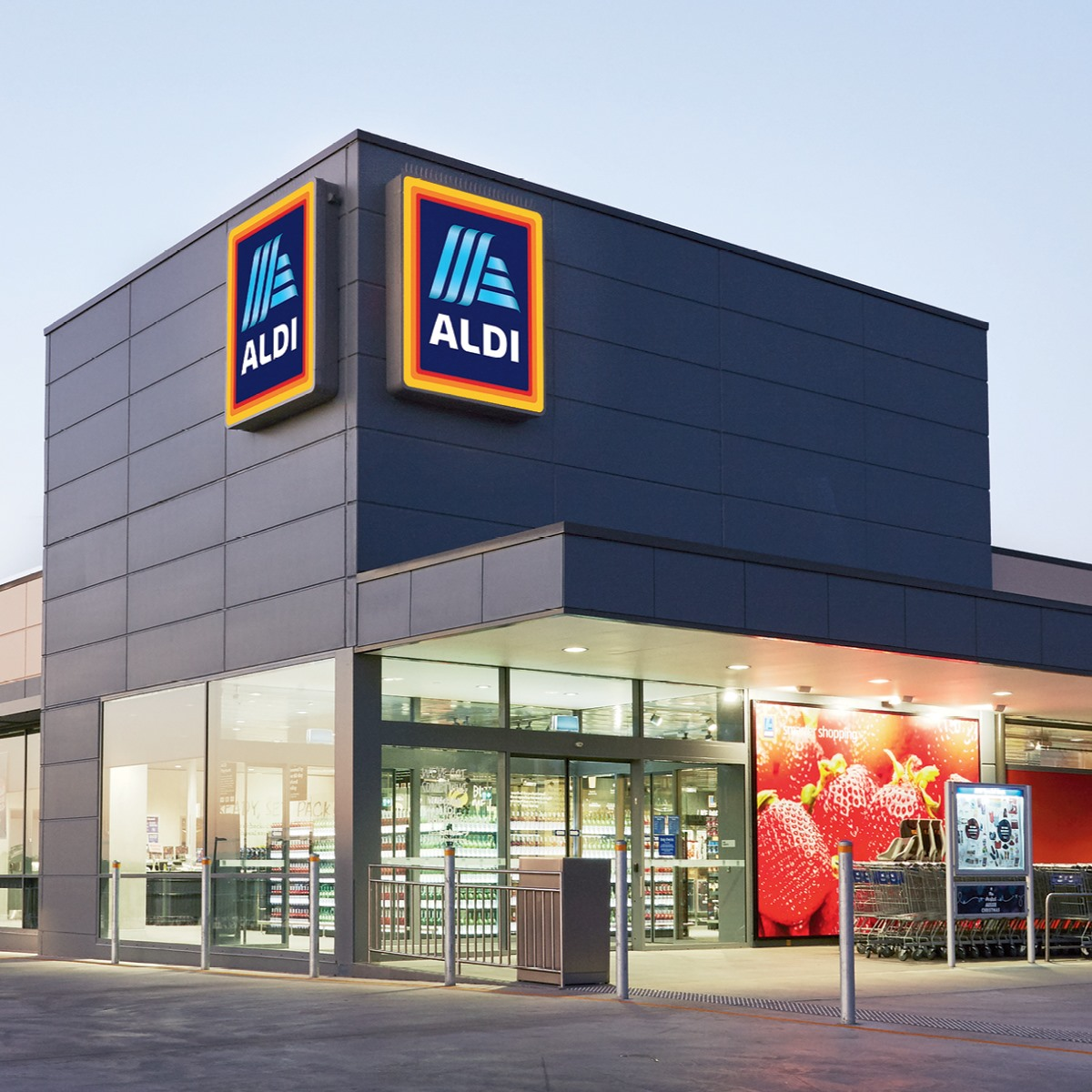 ALDI Supermarkets, warehouses now run on 100% energy, 6 months ahead of schedule thumbnail