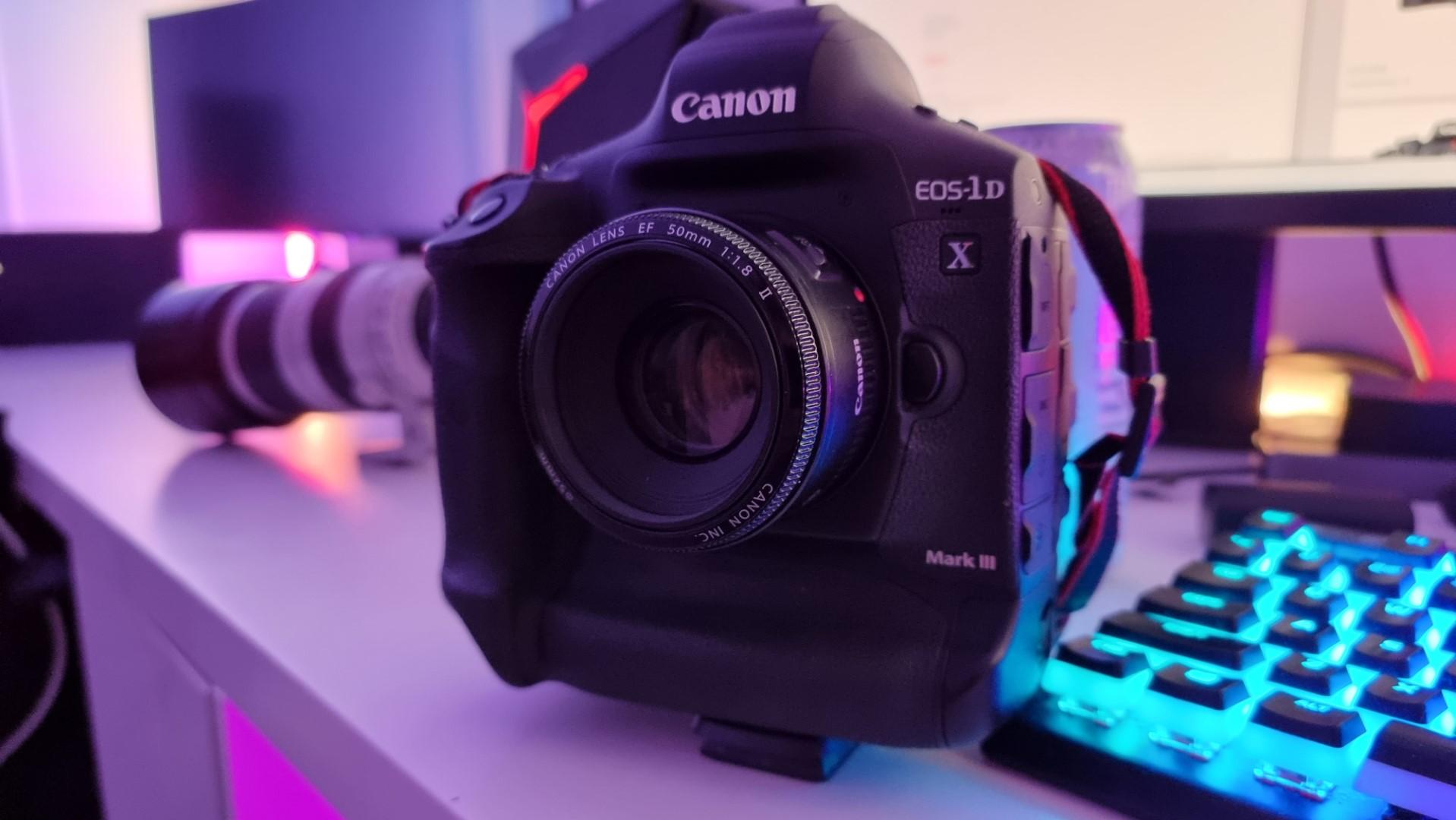 Análisis: Canon EOS 1D-X Mark III
