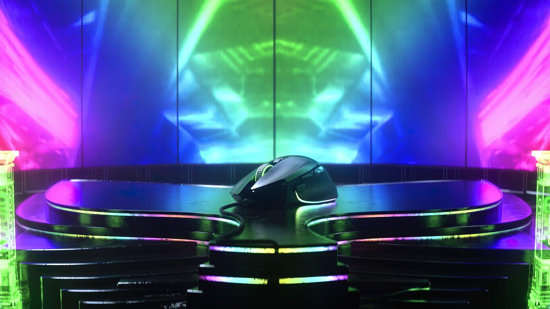 El mouse para juegos Razer Basilisk V3 agrega el nuevo HyperScroll Tilt Wheel e incluso más RGB