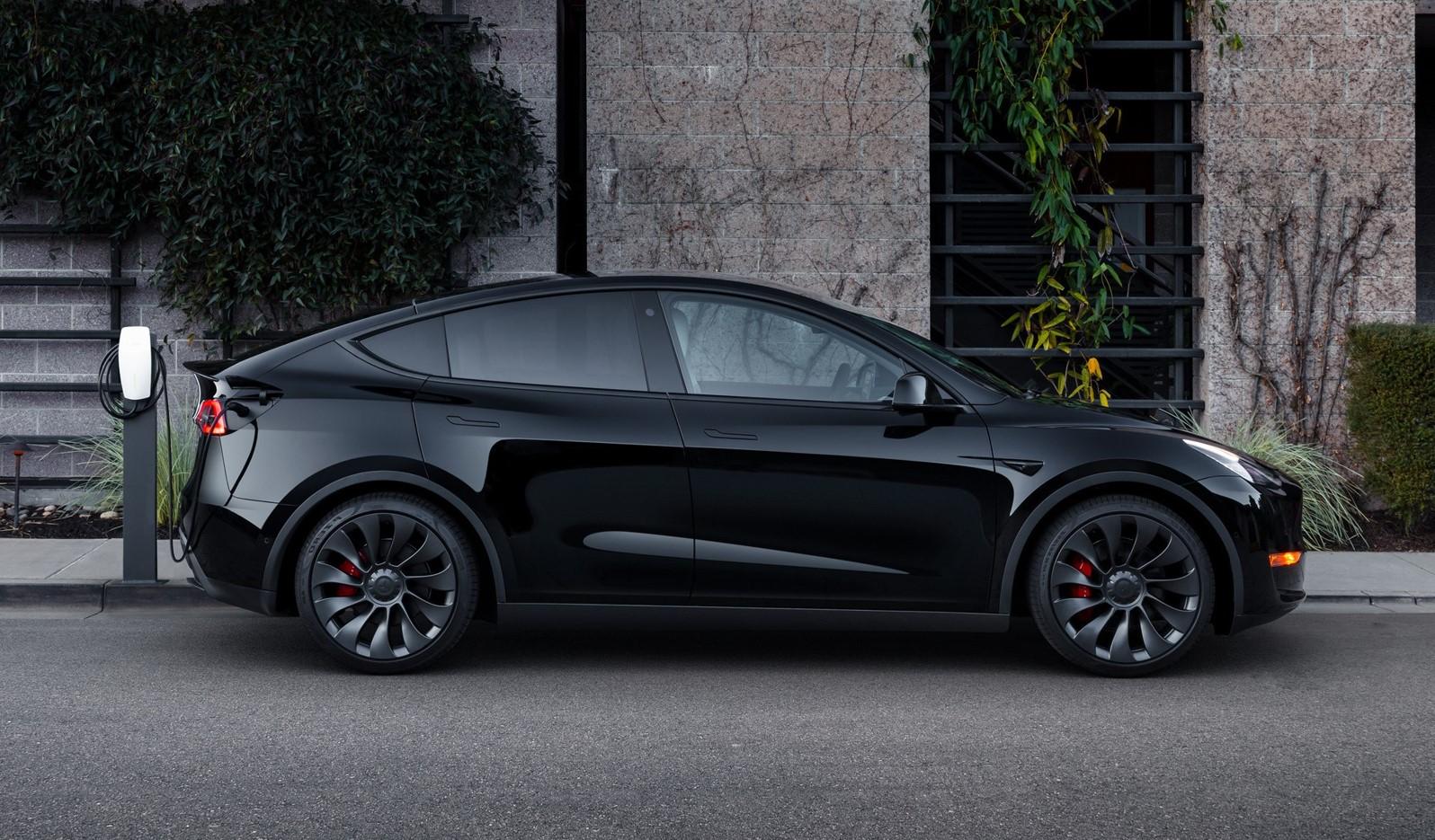 Tesla Model Y aprobado para Australia, SR, LR y Perf, todos confirmados con 5 asientos