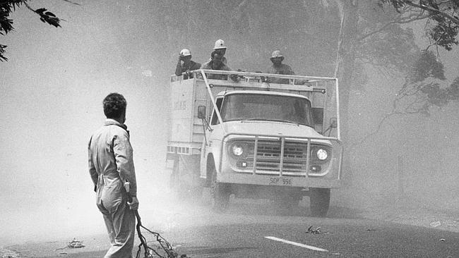 Ash Wednesday 1983 McLaren Flat
