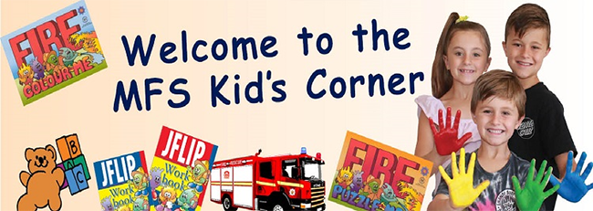 Welcome to the MFS Kid's Corner!